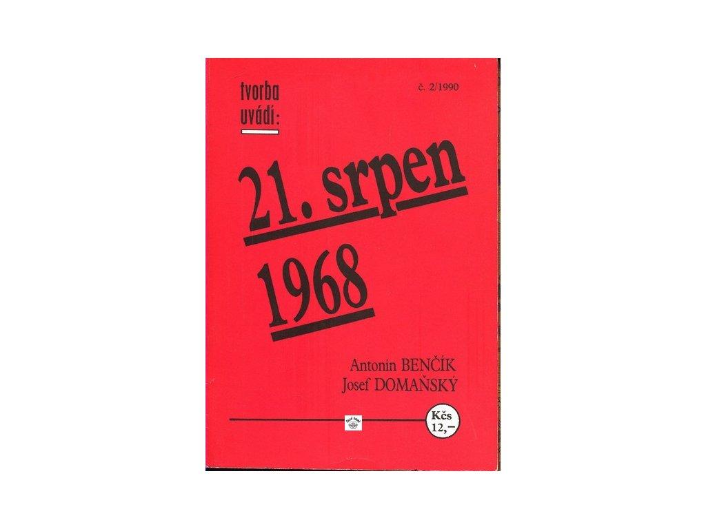 21. SRPEN 1968