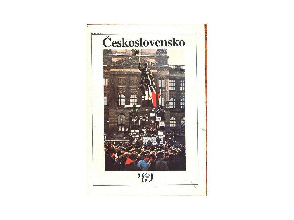 ČESKOSLOVENSKO 89