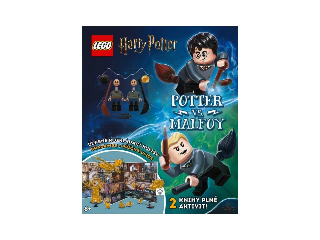 LEGO HARRY POTTER POTTER VS. MALFOY