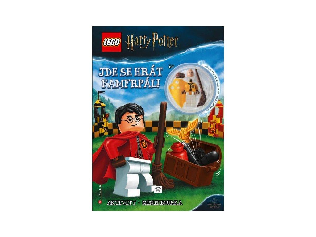 LEGO HARRY POTTER JDE SE HRÁT FAMFRPÁL!