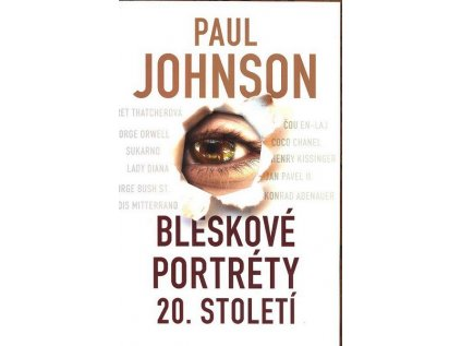 BLESKOVÉ PORTRÉTY 20. STOLETÍ
