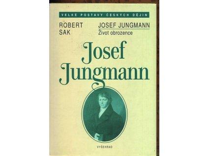 JOSEF JUNGMANN - POŠKOZENÝ PŘEBAL