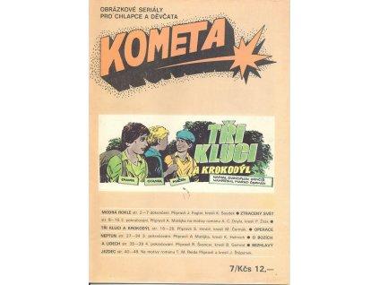 KOMETA Č. 7