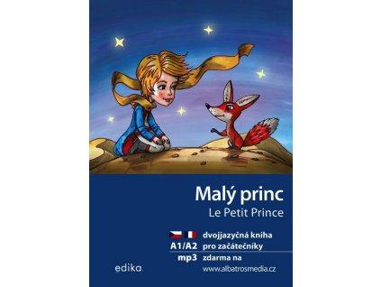MALÝ PRINC A1/A2 (FJ-ČJ) LE PETIT PRINCE