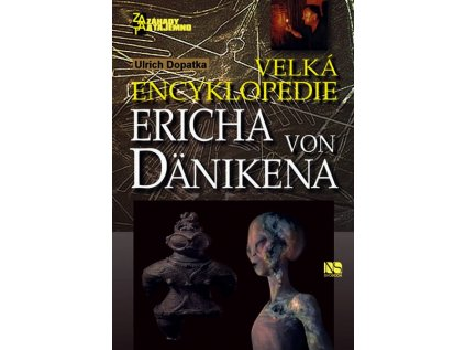 VELKÁ ENCYKLOPEDIE ERICHA VON DANIKENA - POŠKOZENÁ