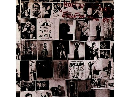 EXILE ON THE MAIN STREET 2LP