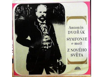 SYMFONIE Č. 9 E-MOLL - Z NOVÉHO SVĚTA