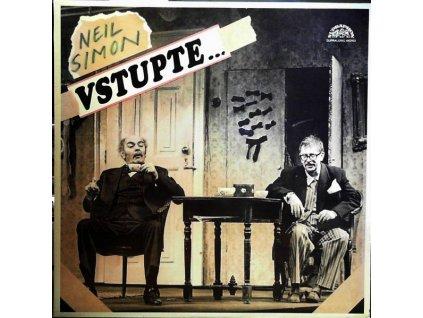 VSTUPTE.... 2LP