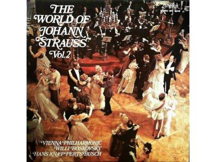 THE WORLD OF JOHANN STRAUSS VOL. 2