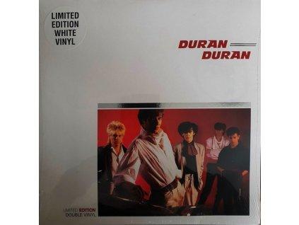 DURAN DURAN - LIMITED EDITION DOUBLE WHITE VINYL