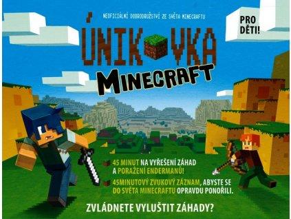 ÚNIKOVKA - MINECRAFT