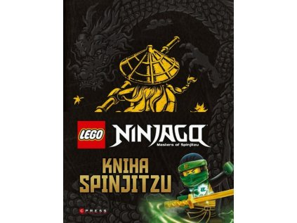 LEGO NINJAGO: KNIHA SPINJITZU