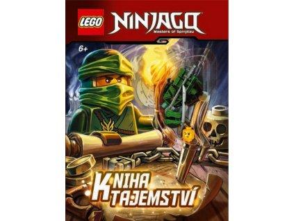 LEGO NINJAGO: KNIHA TAJEMSTVÍ