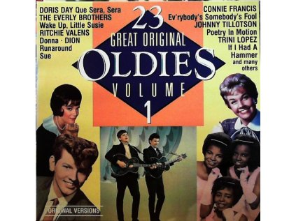 23 GREAT ORIGINAL OLDIES VOL. 1