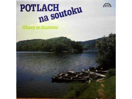 POTLACH NA SOUTOKU /VLTAVY SE SÁZAVOU/