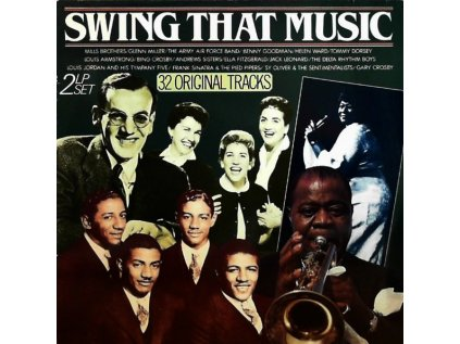 SWING THAT MUSIC 2LP