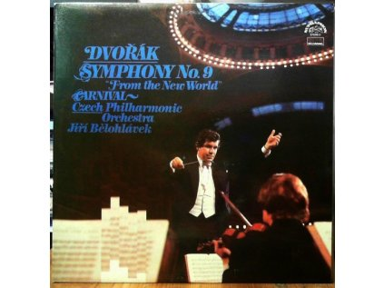SYMPHONY NO 9 IN E MINOR - FROM THE NEW WORLD / CARNIVAL