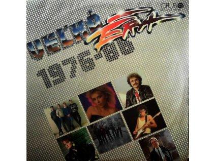 VELKÁ ÉRA 1976-1986 2LP