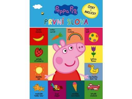 PEPPA PIG - PRVNÍ SLOVA
