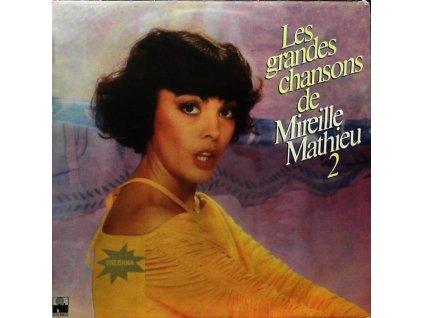 LES GRANDES CHANSONS DE MIREILLE MATHIEU 2