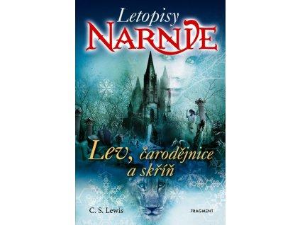 NARNIE - LEV, ČARODĚJNICE A SKŘÍŇ
