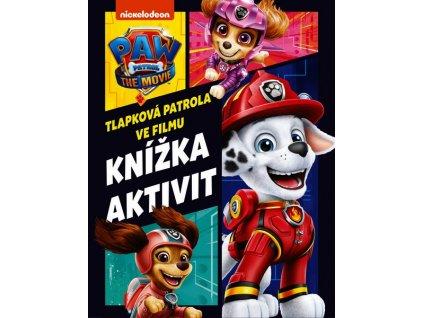 TLAPKOVÁ PATROLA VE FILMU - KNÍŽKA AKTIVIT