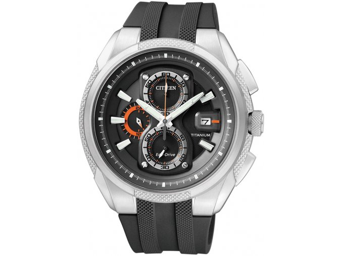 Citizen Chronograph Eco-Drive