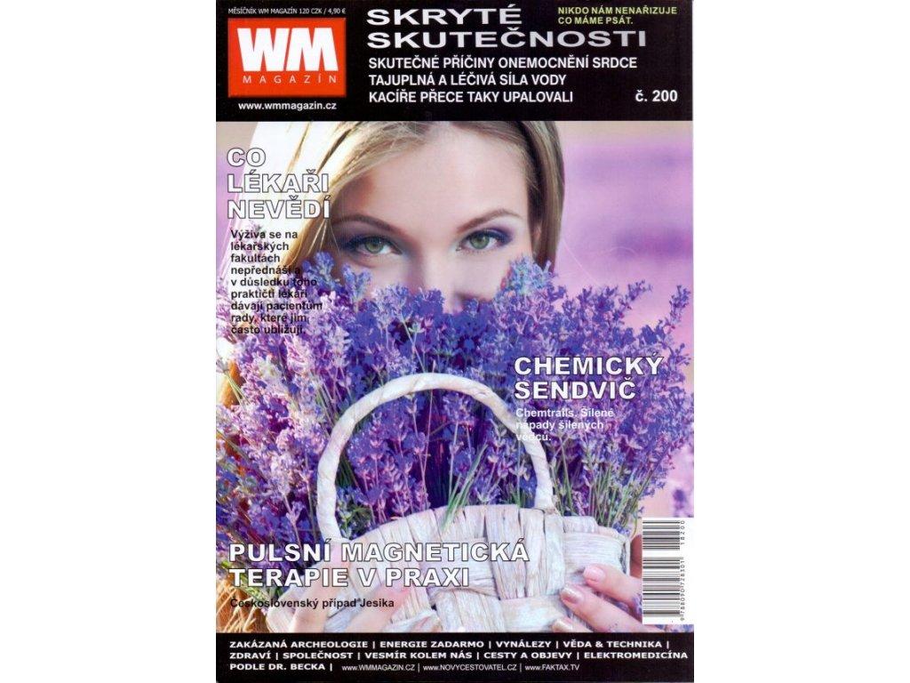 WM magazín 200
