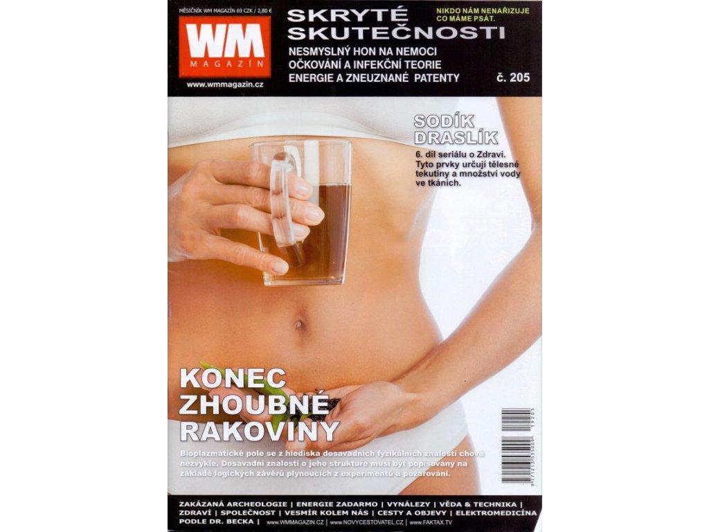 WM magazín 205