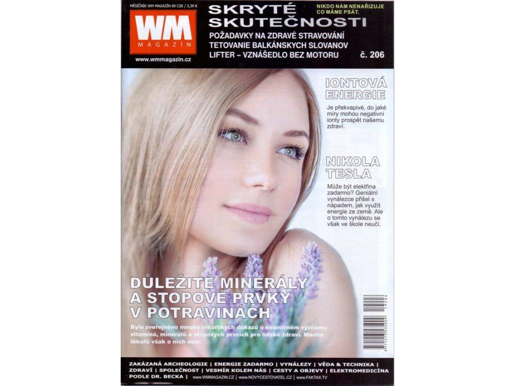 WM magazín 206