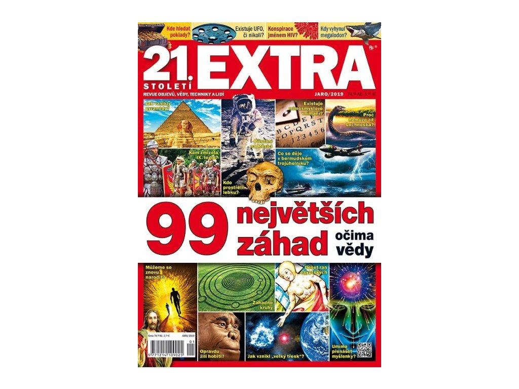 EXTRA 01 titulka