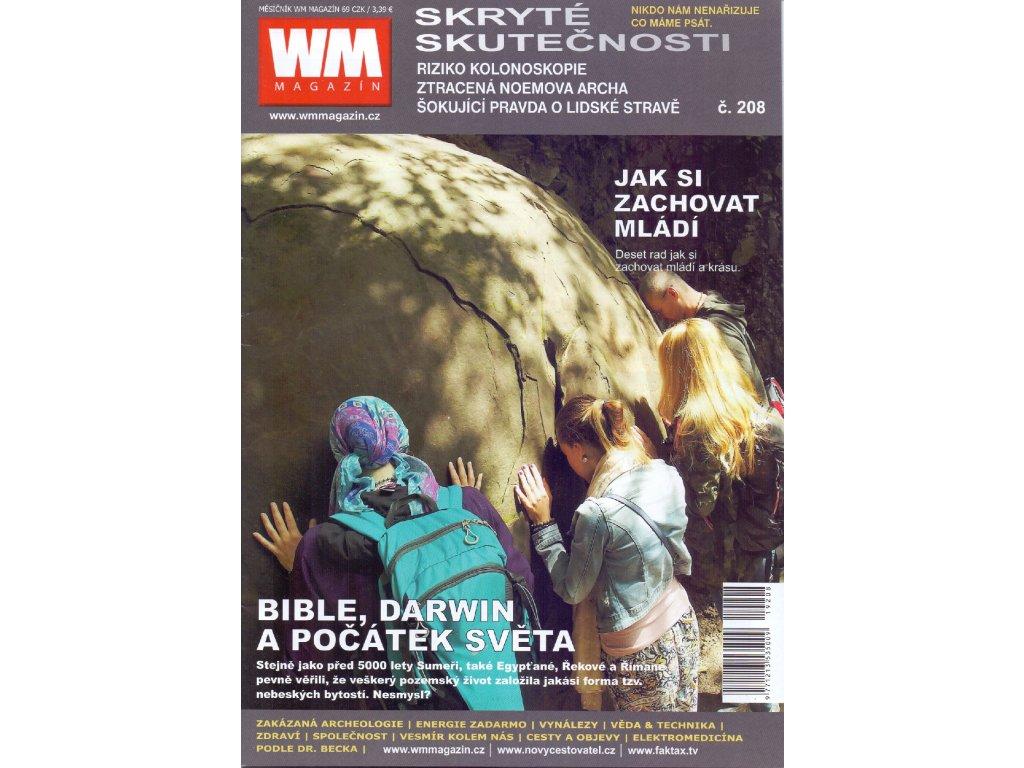 wm magazin 208