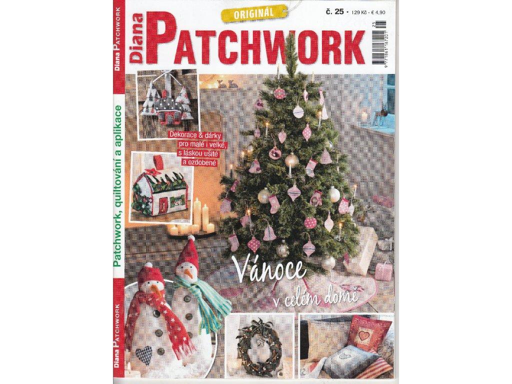 Diana Patchwork 25