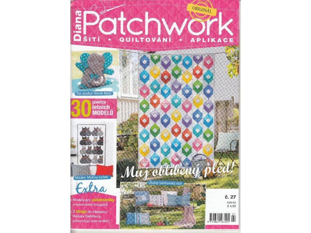 Diana Patchwork 27