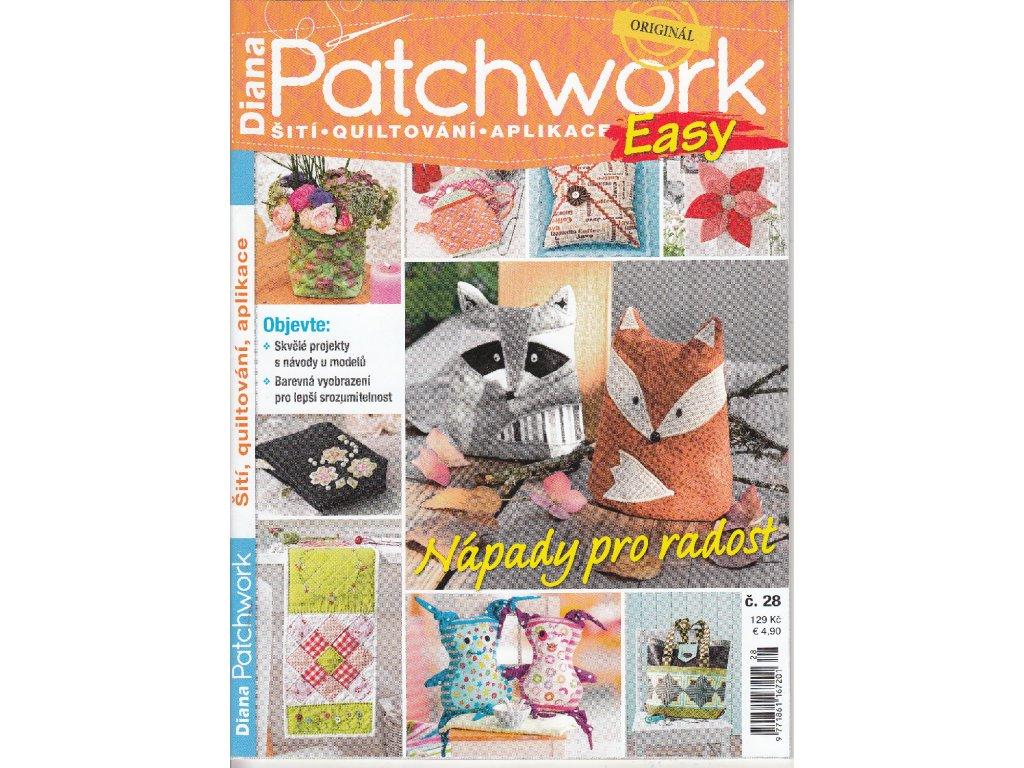 Diana Patchwork 28