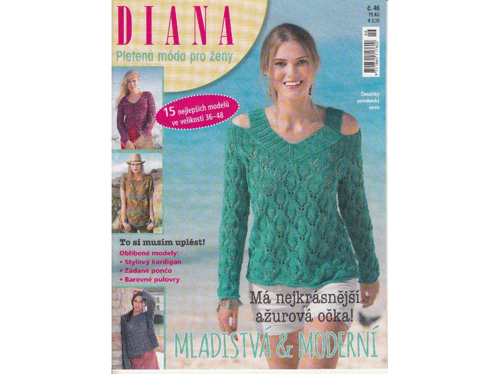 Diana Pletená m pro ženy 46