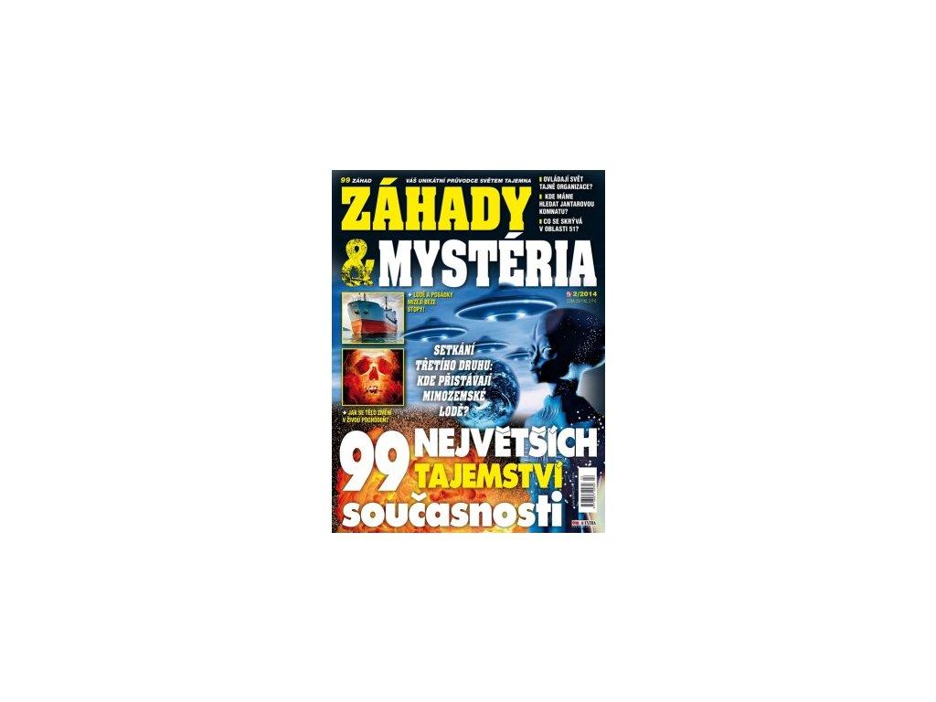 Zahady III 2 2014 soucasnost
