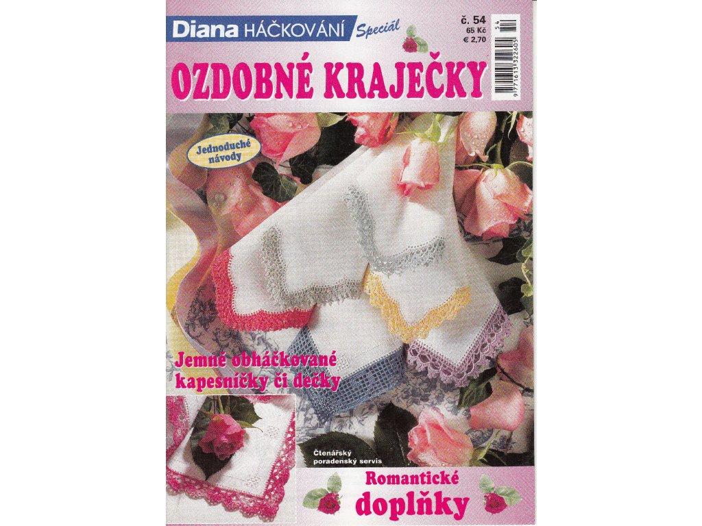 Diana Háčkování Speciál 54