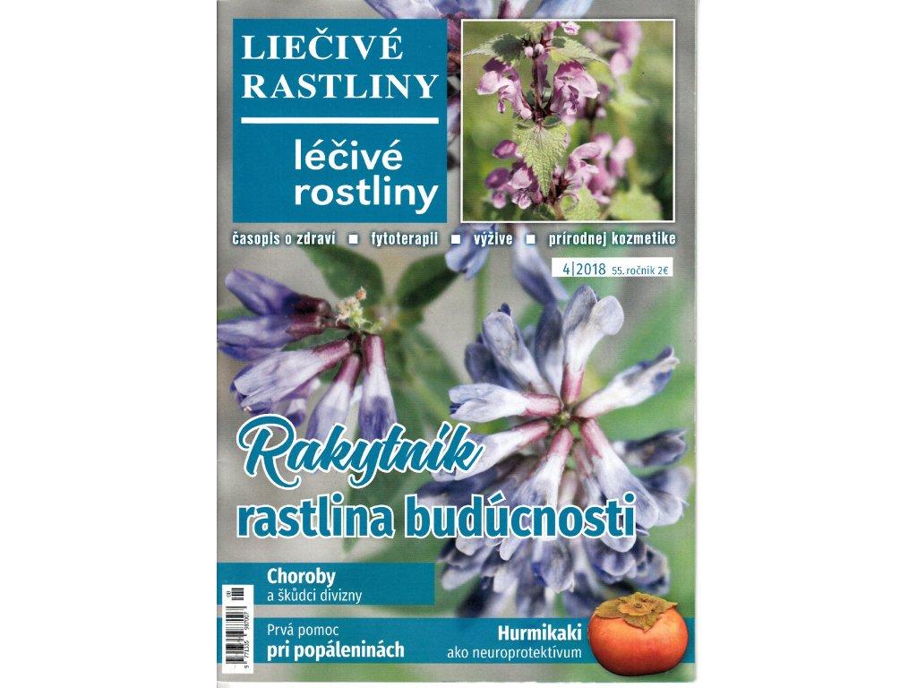 Liečivé rastliny 042018