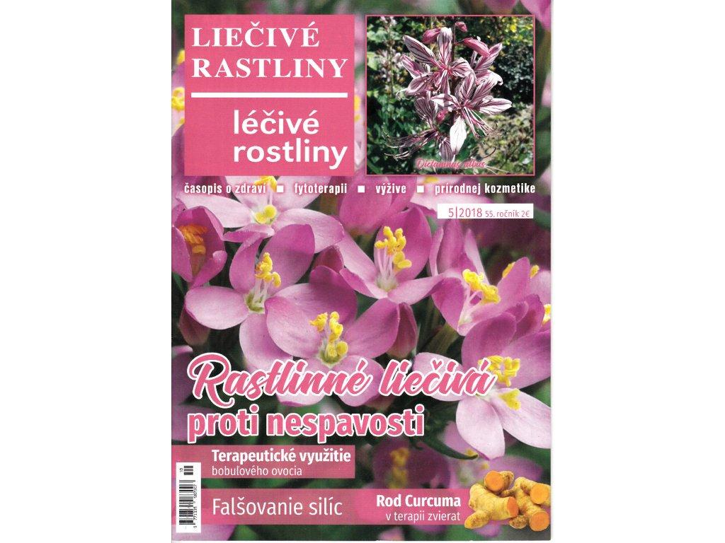 Léčivé rostliny 052018