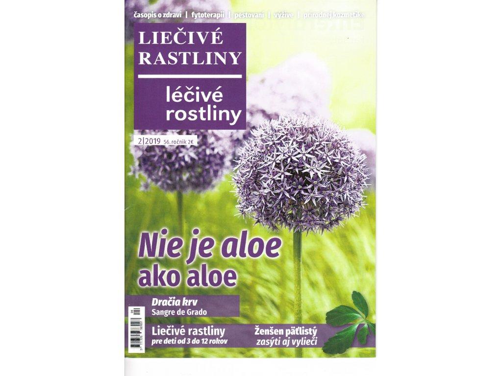 Léčivé rostliny 022019