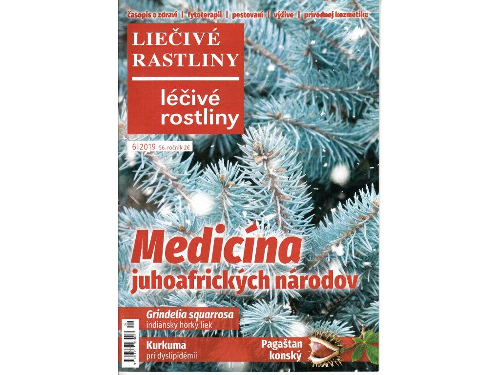 Léčivé rostliny 062019