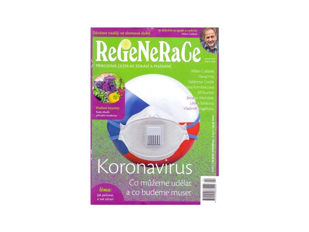 regenerace 042020