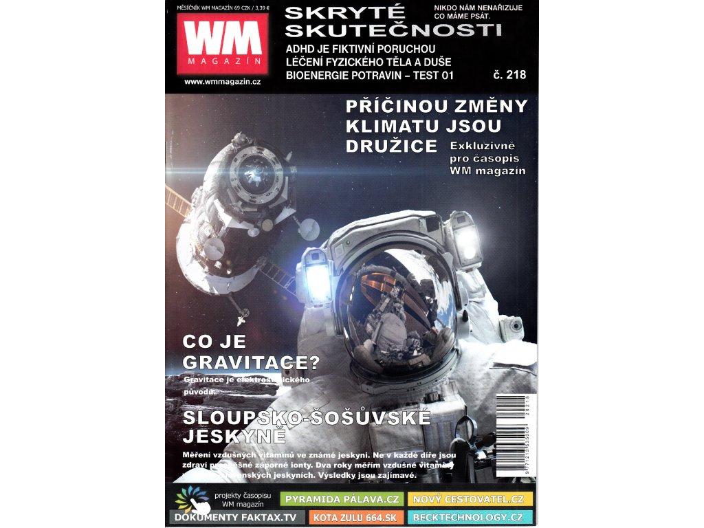 WM magazin 218