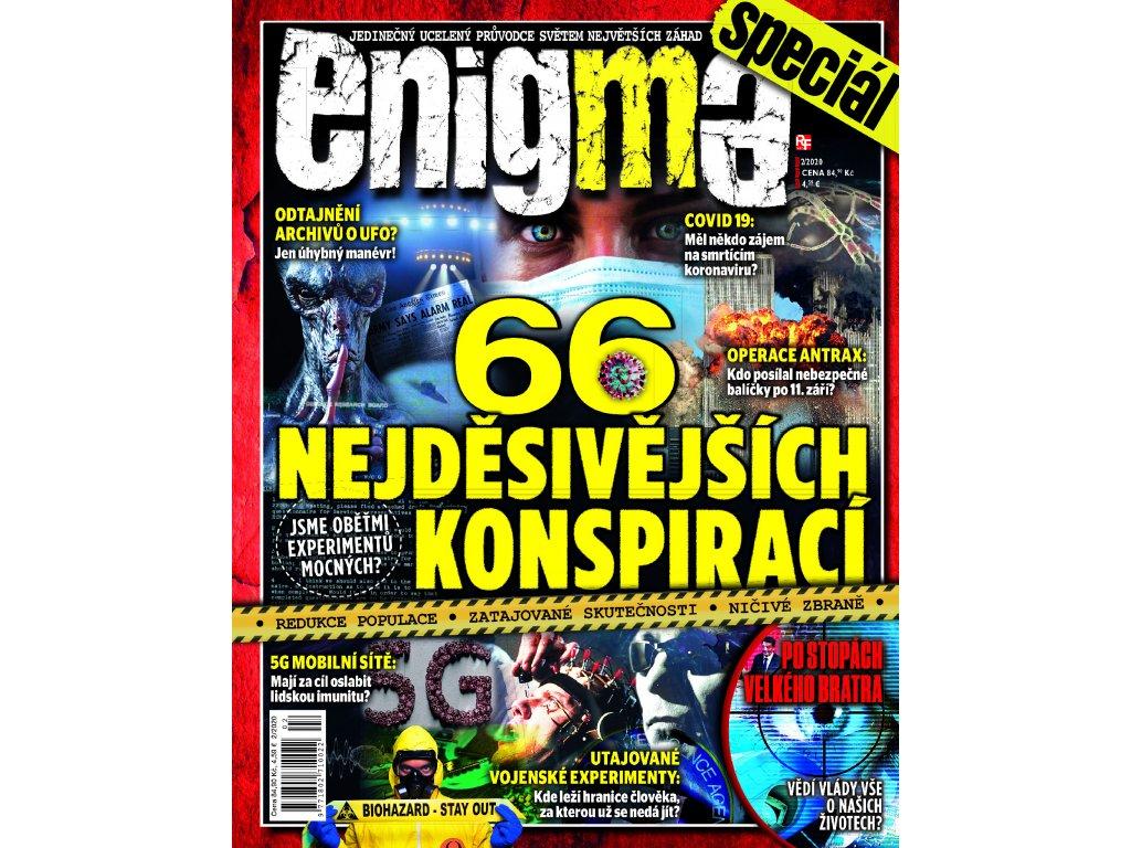 titul Enigma Special 2020
