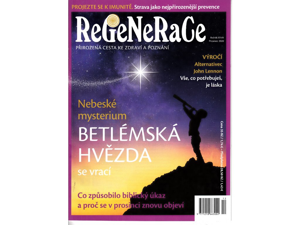Regenerace 122020