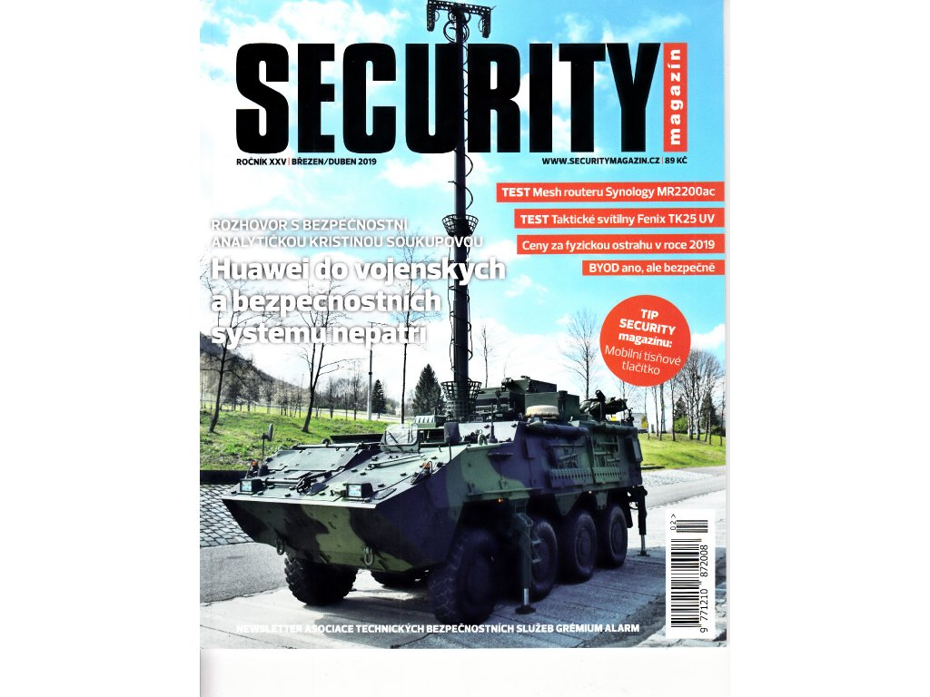 Security magazín 022019