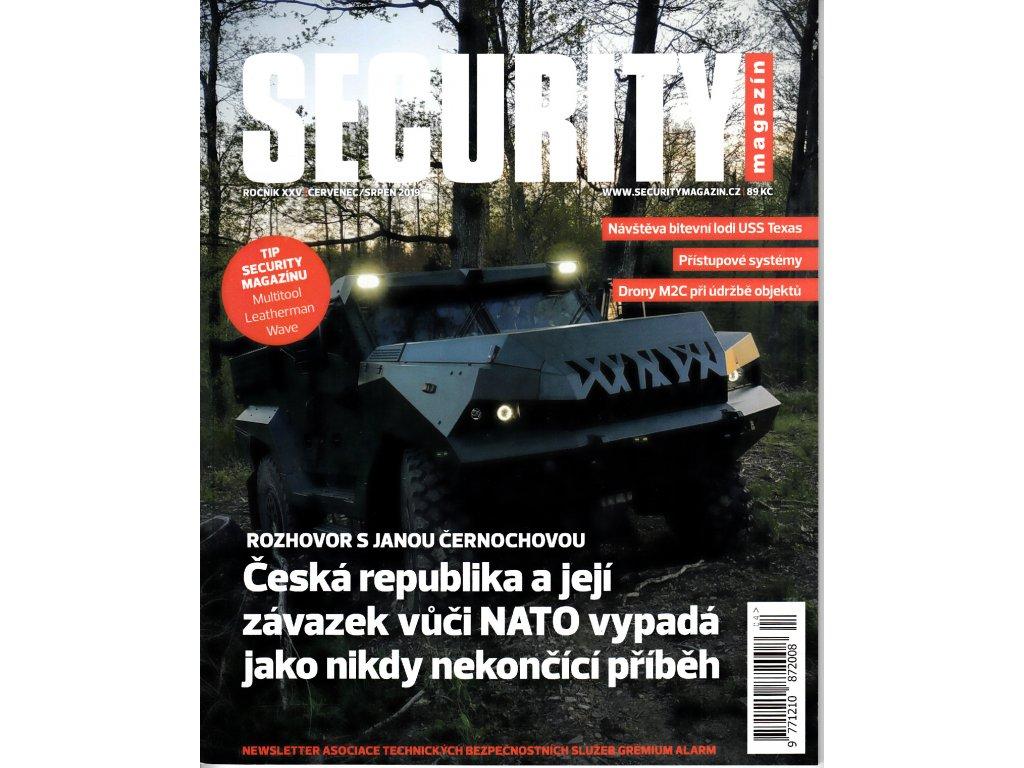 Security magazín 042019