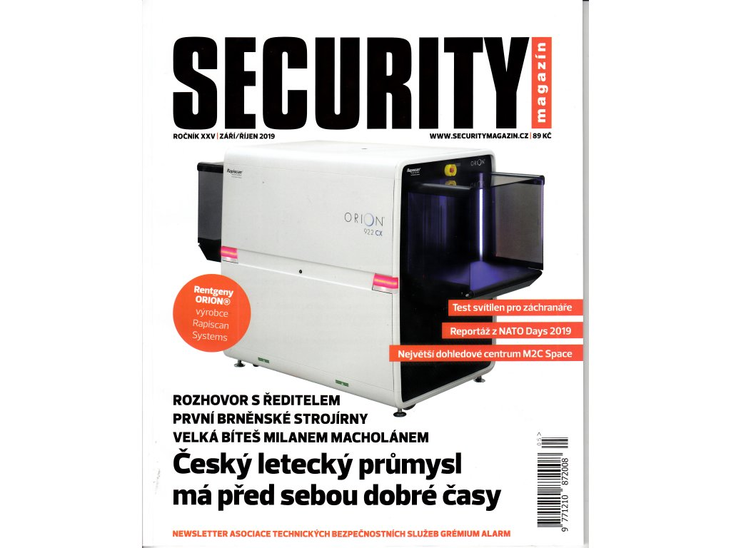 Security magazín 052019