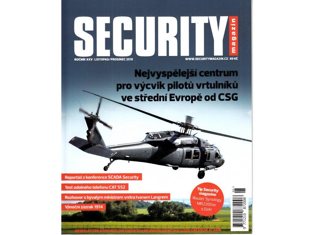 Security magazín 062019